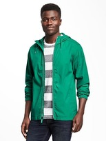 Old Navy Lightweight Hooded Windbreaker for Men