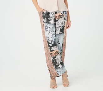 Tolani Collection Regular Printed Palazzo Pants