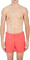 Orlebar Brown Men's Solid Setter Swim Trunks-PEACH