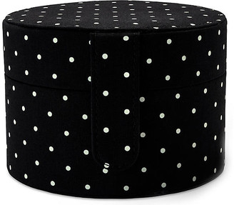 Kate Spade Dots Jewelry Organizer - Black/White