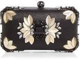 Sondra Roberts Art Deco Box Clutch