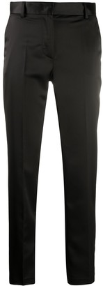 Manuel Ritz Contrast Panel Trousers