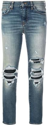 Amiri MX1 skinny jeans