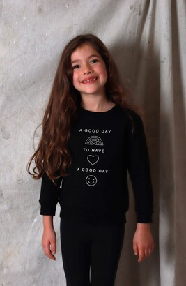TINY TRIBE Kids' Good Day Sweatshirt