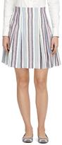 Brooks Brothers Multistripe Skirt