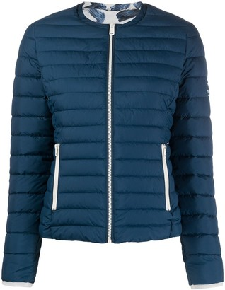 Ecoalf Fitted Puffer Jacket
