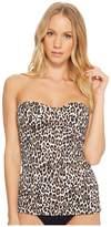 Tommy Bahama Cat's Meow Twist Front Bandini Women's Swimwear