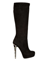 Ballin 140mm Suede Tall Boots