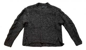 Isabel Marant Grey Wool Knitwear