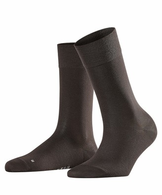 Falke womens Sensitive Granada Dress Sock - Cotton Blend