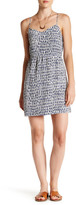 Madewell Printed Silk Cami Dress