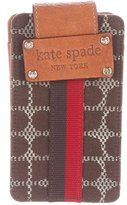 Kate Spade Embroidered Phone Case