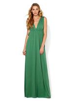 Rachel Pally Dimitra Jersey Tie Maxi Dress