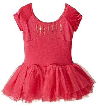 Bloch Sequin Trimmed Tutu Dress (Toddler/Little Kids/Big Kids)