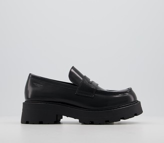 Vagabond Cosmo Loafers Black
