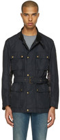 Belstaff Black Sophnet Edition Belted Jacket