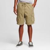 Mens Drawstring Cargo Shorts - ShopStyle