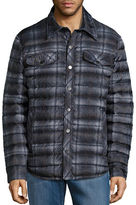 Pendleton Printed Down Jacket