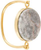 Celine disk bracelet