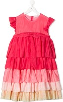 Sonia Rykiel Enfant TEEN tiered tulle dress