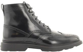Hogan H393 Boot Nero