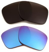 Seek Optics New SEEK Replacement Lenses - Polarized Black Blue