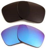 Seek Optics New SEEK Replacement Lenses - Polarized Black Blue
