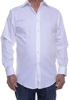 Sean John Men's Solid Regular Fit Shirt Size 14 1/2