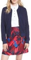 Draper James Women's Floral Knit Jogger Jacket