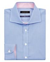 Jaeger Hammerhead Weave Slim Shirt
