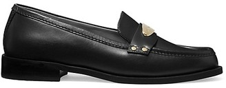 Michael Kors Finley Leather Loafers