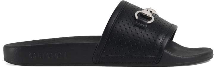 a0d4ad200 Gucci Slides Shoes - ShopStyle