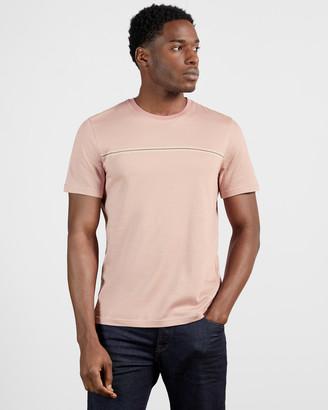 Ted Baker USHERS Short sleeve striped T-Shirt