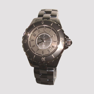 Chanel J12 Ladies Watch SS