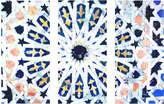 Oliver Gal Azahar Boho Triptych (High Gloss Canvas)
