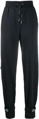 Off-White Cuff-Embellished Track Pants