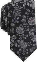 Bar III Men's Allante Brook Floral Slim Tie, Created for Macy's