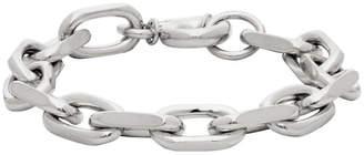 Dries Van Noten Silver Chain Bracelet