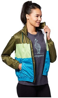 Cotopaxi Teca Vista Full Zip Jacket (Raptor) Coat