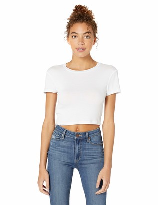BCBGeneration Women's Cropped Knit TOP