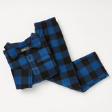 Roots Toddler Micro Fleece Button Up