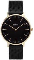 Cluse Women's La Boheme Mesh CL18117 Stainless-Steel Quartz Watch