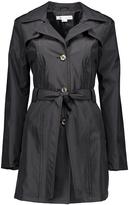 Larry Levine Black Trench Coat