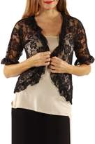 24/7 Comfort Apparel Bolero Cardigan Shrug