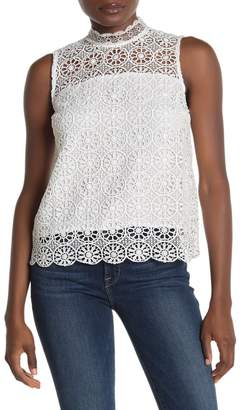 Sugar Lips Sugarlips Bora Bora Crochet Shirt