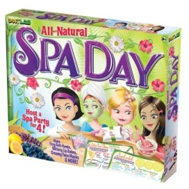 Smart Lab Smartlab Toys - All-Natural Spa Day