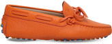 Tod's Tods Laccetto leather driving shoes 6-9 years