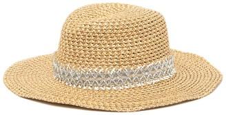 Eric Javits Ariela Squishee(R) Western Hat