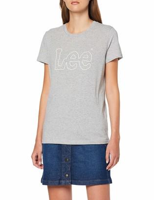 Lee Women's Essential Logo TEE T-Shirt