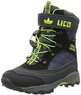 Lico Unisex Kids' Sundsvall Vs Snow Boots